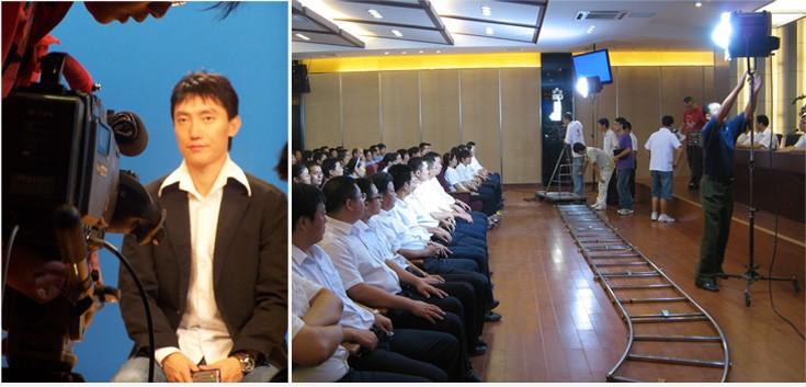 青岛宣传片拍摄团队